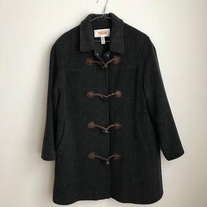 Gorgeous Talbots Wool Peacoat